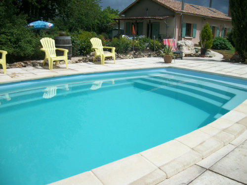 Bed and Breakfast in Charroux - Vakantie verhuur advertentie no 43410 Foto no 0