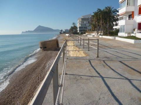 Altea -    vista al mar