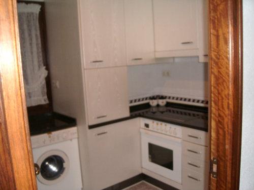 Apartamento San Sebastian - 4 personas - alquiler n°43424