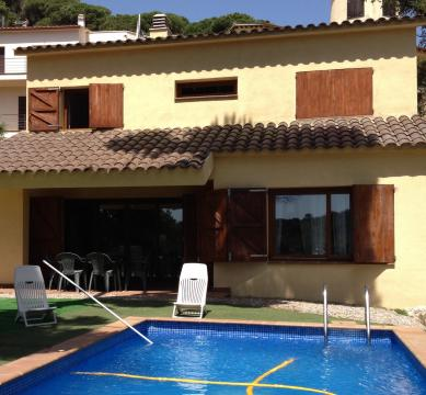 Casa Barcelona - 6 personas - alquiler n°43440