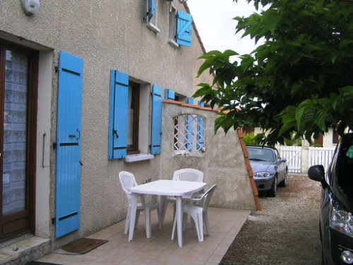 House in LE CHATEAU D'OLERON - Vacation, holiday rental ad # 43445 Picture #0