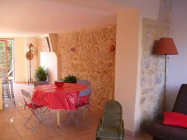 Gite in ribaute les tavernes - Vacation, holiday rental ad # 43491 Picture #1
