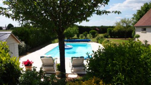 Maison Savigné Sur Lathan - 6 personnes - location vacances  n°43511