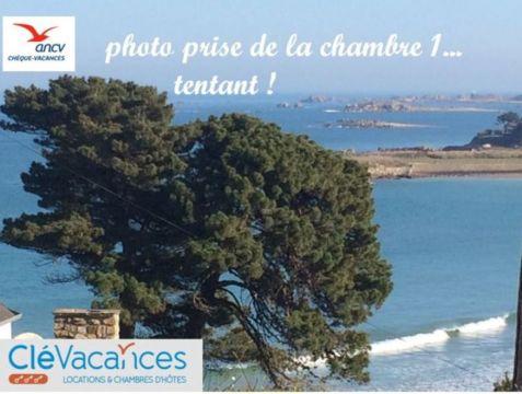 Maison 4 personnes Trévou-tréguignec - location vacances  n°43515