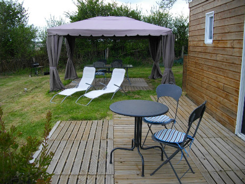 Chalet Granville - 4 people - holiday home  #43517