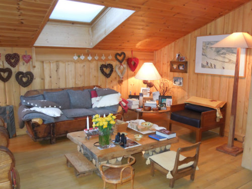 Chalet 4 personen Les Houches - Vakantiewoning  no 43524