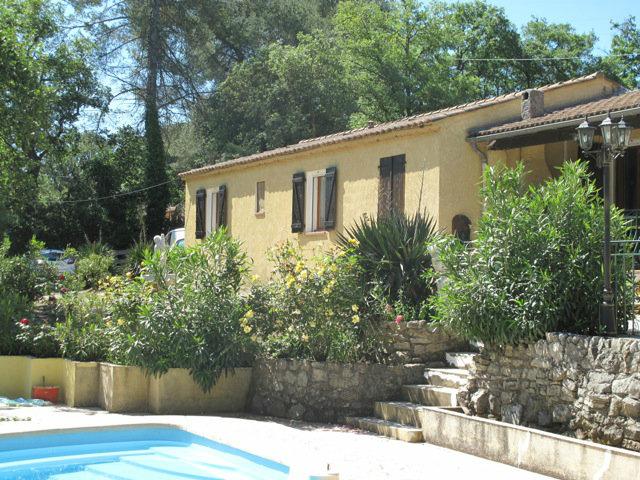 Maison 8 personnes Lorgues - location vacances  n°43537