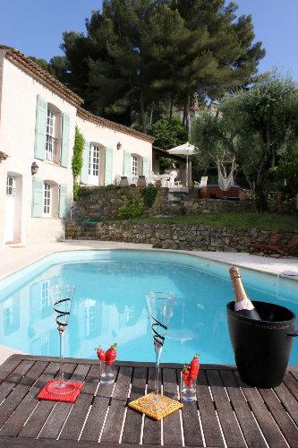 Maison 20 personnes Cannes - location vacances  n°43545