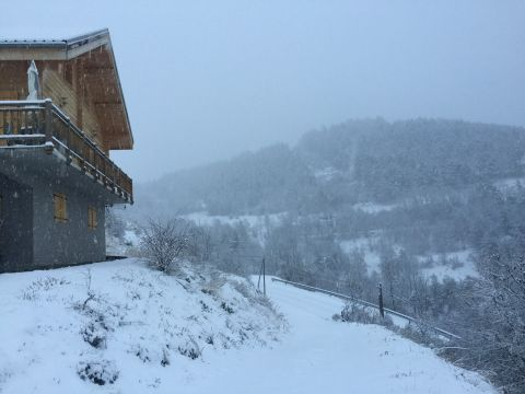 Chalet 8 personnes Valberg - location vacances  n°43549
