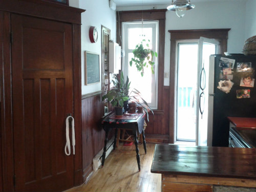House Montréal - 3 people - holiday home  #43550