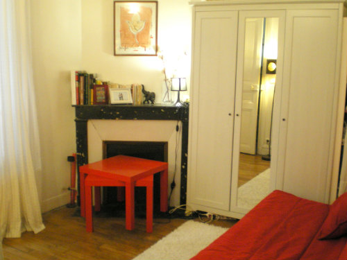 Paris - 2 people - holiday home  #43552