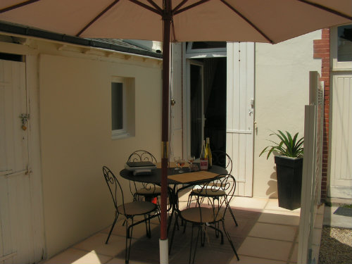 Flat Le Pouliguen - 6 people - holiday home  #43575