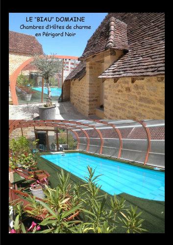 Ferme Saint Rabier - 15 personnes - location vacances  n°43591