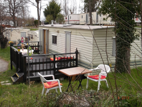 Mobile home Montmeyan - 6 people - holiday home  #43604