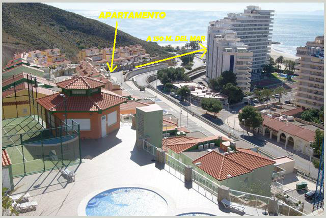 Appartement Playasol En Cullera - 6 personnes - location vacances  n°43615