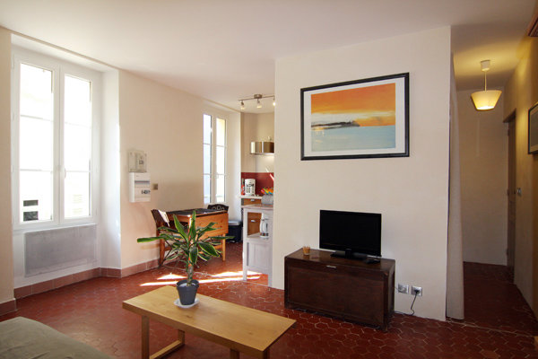 Studio Mouans-sartoux - 3 people - holiday home  #43664