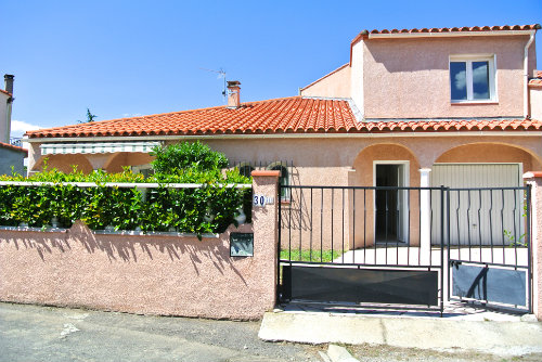 House in Argelès-sur-mer - Vacation, holiday rental ad # 43681 Picture #2