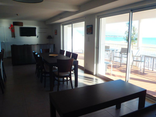 Flat in La Tranche sur mer - Vacation, holiday rental ad # 43686 Picture #2