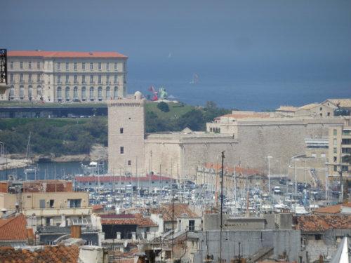 Appartement Marseille - 7 personen - Vakantiewoning  no 43688