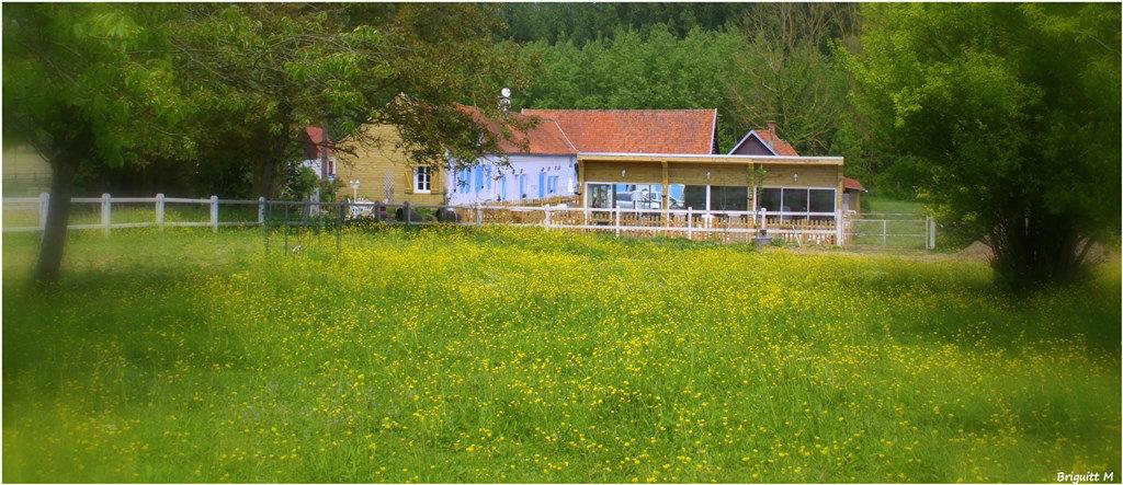 Farm Boufflers  - holiday home  #43709