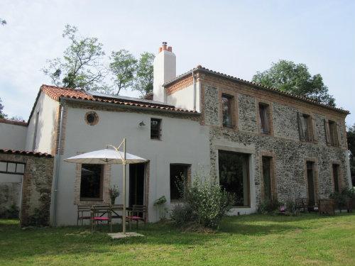 Gite La Boissière Sur Evre - 5 personnes - location vacances  n°43711