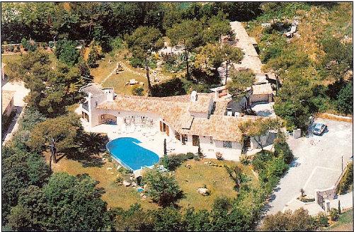 Maison 12 personnes Mougins - location vacances  n°43713