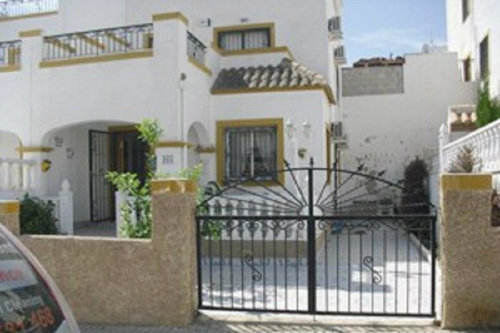 House in Orihuela costa for   6 •   animals accepted (dog, pet...)   #43727