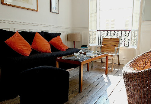 Flat in PARIS - Vacation, holiday rental ad # 43749 Picture #1
