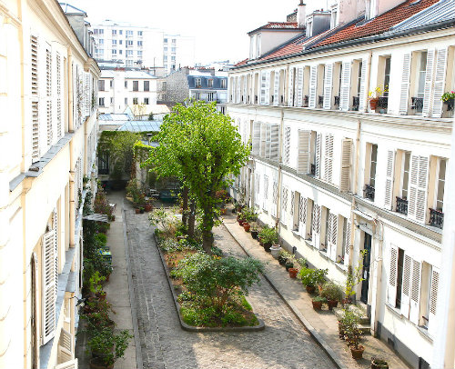 Flat in PARIS - Vacation, holiday rental ad # 43749 Picture #2