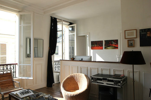 Flat Paris - 2 people - holiday home  #43749