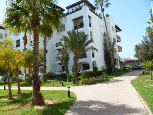 Appartement à Agadir pour  2 •   jardin