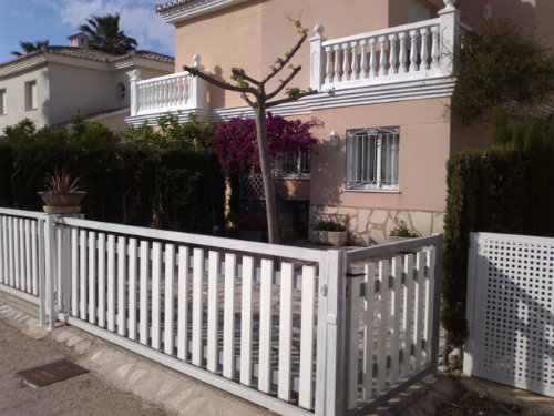 House in Oliva - Vacation, holiday rental ad # 43821 Picture #1