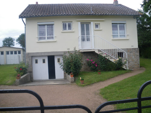House in Voussac - Vacation, holiday rental ad # 43837 Picture #0