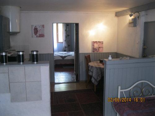 Maison 3 personnes Bességes - location vacances  n°43856
