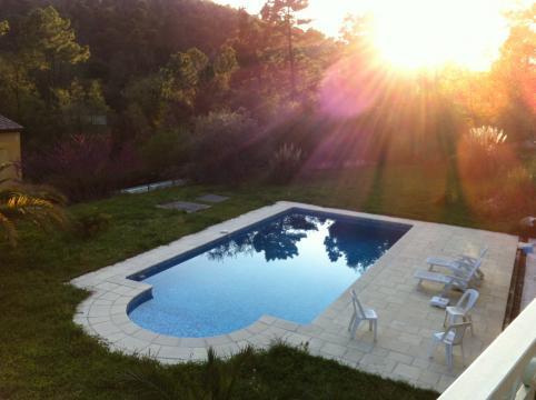 Maison Roquefort Les Pins - 2 personnes - location vacances  n°43857