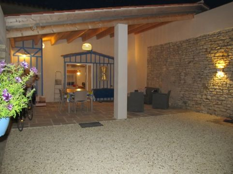 House in Saint Denis d'Oléron - Vacation, holiday rental ad # 43871 Picture #11
