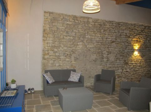 House in Saint Denis d'Oléron - Vacation, holiday rental ad # 43871 Picture #13