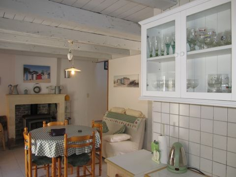 House in Saint Denis d'Oléron - Vacation, holiday rental ad # 43871 Picture #2