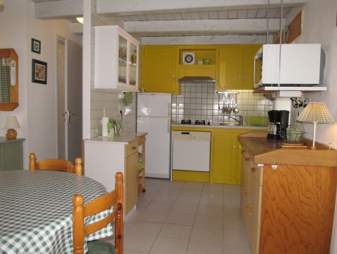 House in Saint Denis d'Oléron - Vacation, holiday rental ad # 43871 Picture #7