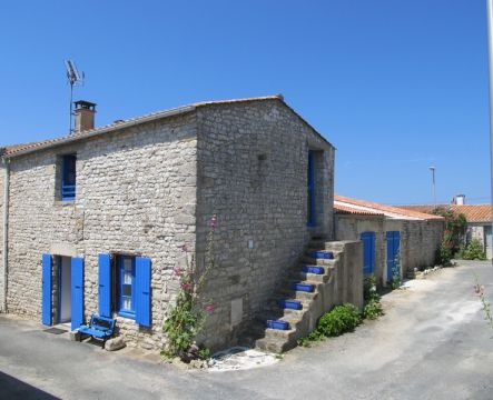 House in Saint Denis d'Oléron - Vacation, holiday rental ad # 43871 Picture #0