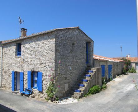 Maison Saint Denis D'oléron - 5 personnes - location vacances  n°43871