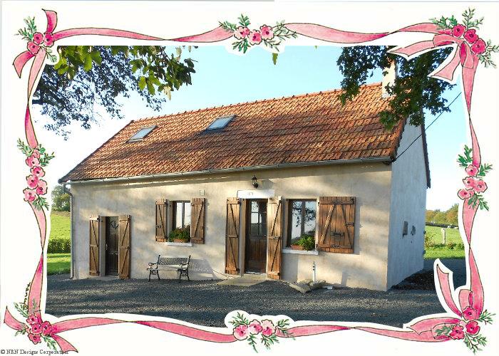 Maison Ternant - 6 personnes - location vacances  n°43889