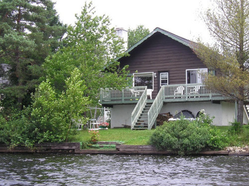 Chalet 9 personnes Val-morin - location vacances  n°43926