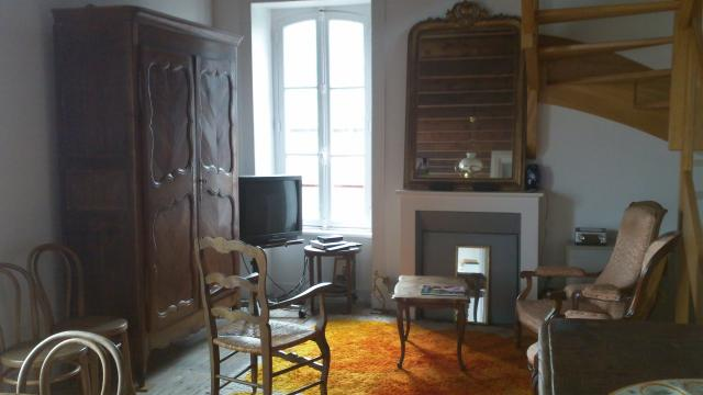 Flat in Dinard (Saint-Enogat) - Vacation, holiday rental ad # 43991 Picture #1