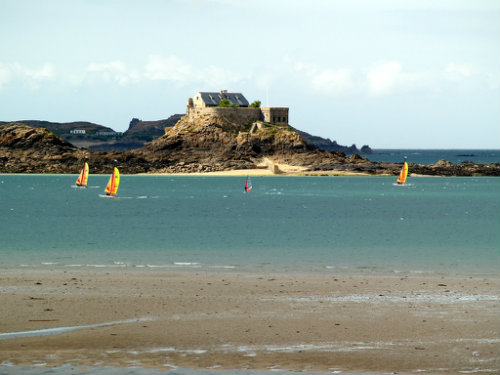 Flat in Dinard (Saint-Enogat) - Vacation, holiday rental ad # 43991 Picture #7