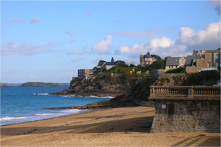 Flat in Dinard (Saint-Enogat) - Vacation, holiday rental ad # 43991 Picture #8