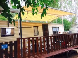 Mobil-home Lunel - 5 personnes - location vacances  n°43982