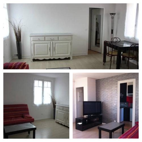 Appartement 4 personnes Saint Jean De Luz - location vacances  n°44028