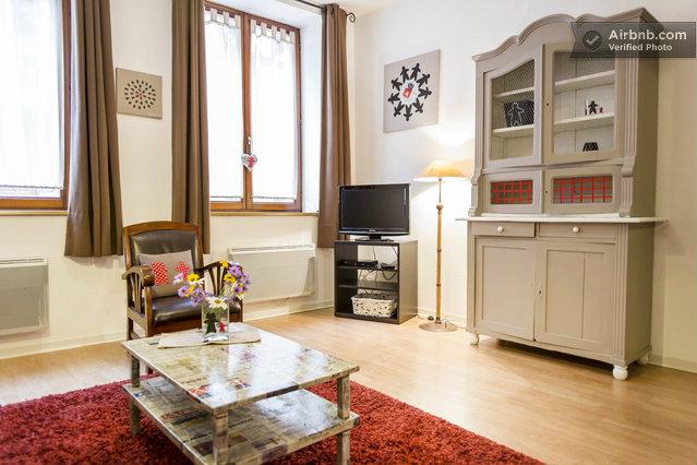 Appartement à Colmar pour  4 •   1 chambre