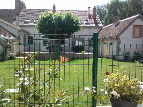 Casa rural Cour-cheverny - 6 personas - alquiler n°44142